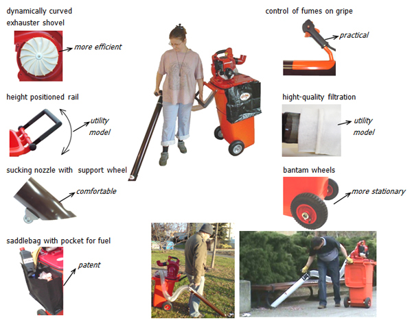 Advantages of resolution of municipal vacuum cleaners